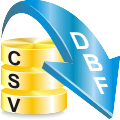 Convertitore CSV to DBF