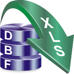 Convertitore DBF to XLS (Excel)